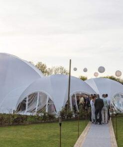 Zijzeil Dome